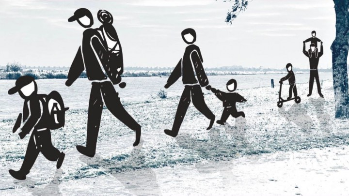 Zaterdag: 1e Grouster Winter Wandeltocht