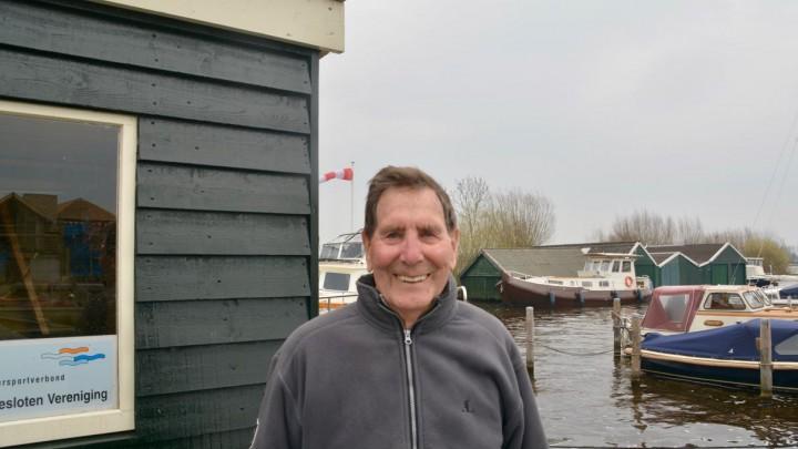 Wout Ypma is na 25 jaar gestopt als gastheer van de GWS-haven.