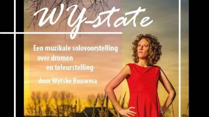 Solovoorstelling Wytske Bouwma: 'WY-state'